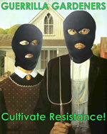 Cultivate Resistance