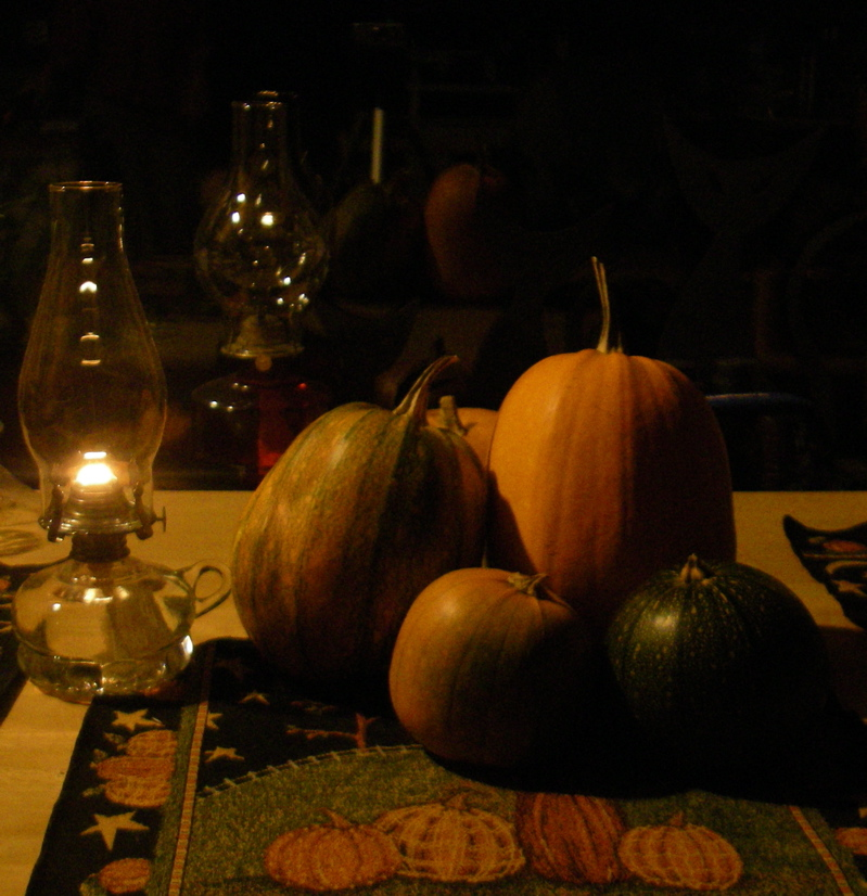 A small sample of the Harvest Homestead. Happy Thanksgiving!