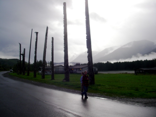 Totems of Gitwangak