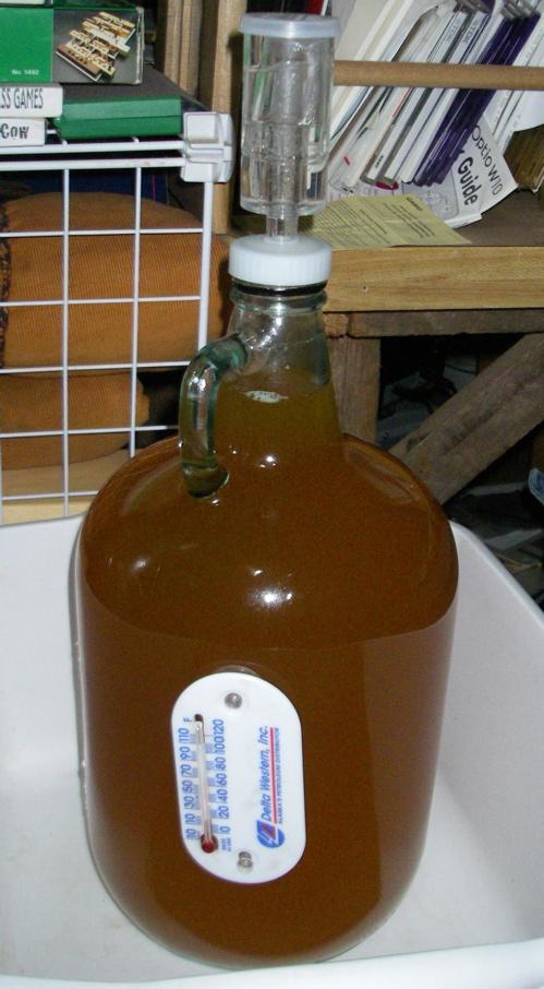 secondary fermentation