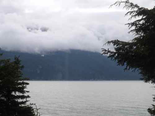 This is classic early July weather in our part of Southeast Alaska (Photo: Mark A. Zeiger).