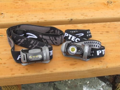 Princeton Tec Fuel and Byte headlamps