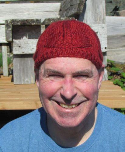 Hannah Ingalls Mason trilobite cap design