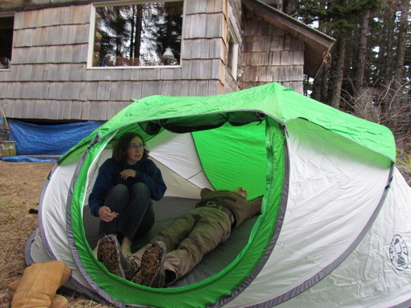 big sale 7f86c ebc46 The Zeiger Family Homestead Blog » Bug Out Gear: Pop-Up Tent