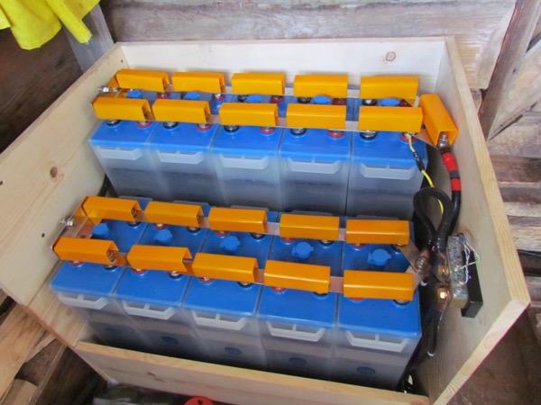 Nickel-Iron battery
