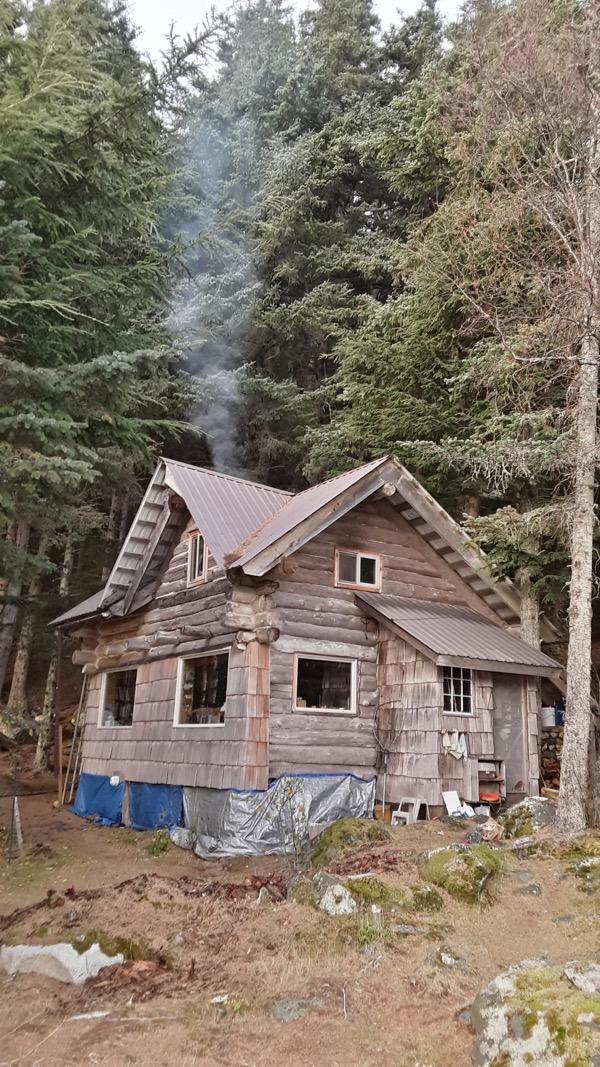 Zeiger cabin