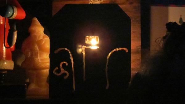 Bru na Boinne candleholder