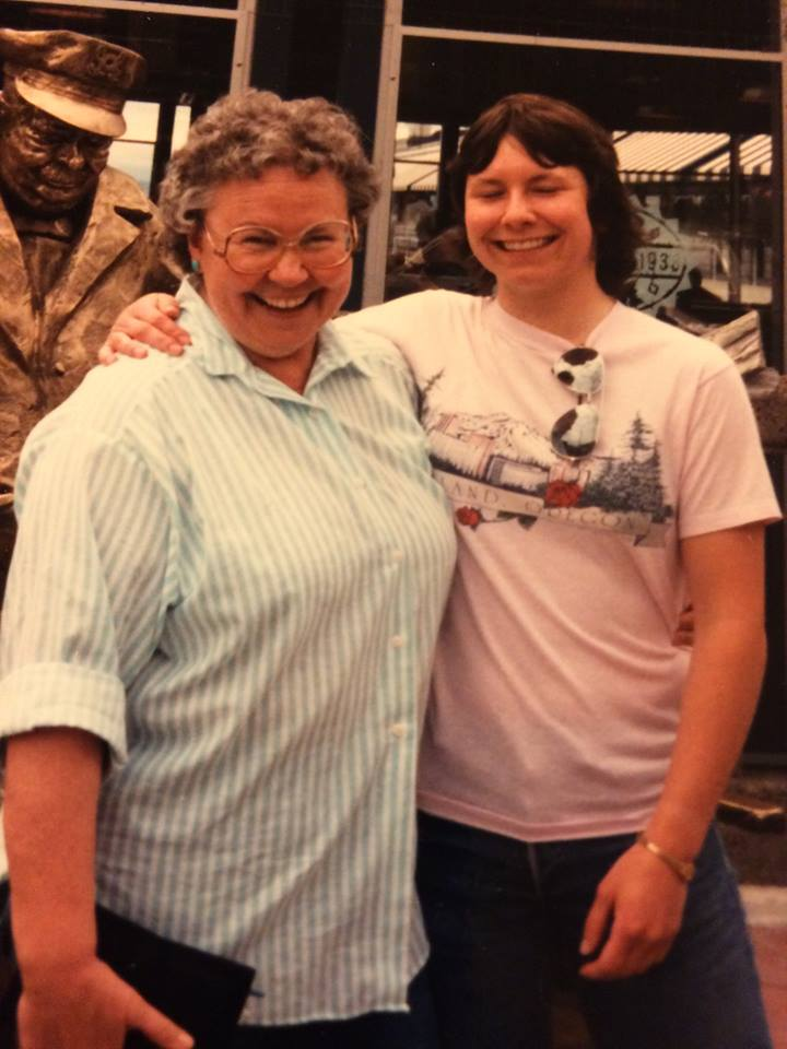 Gertie and Beth Zeiger