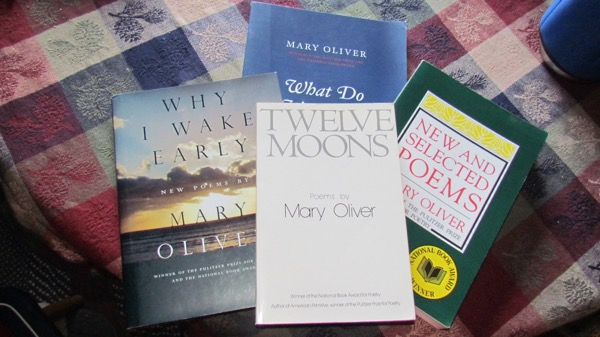 Mary Oliver books
