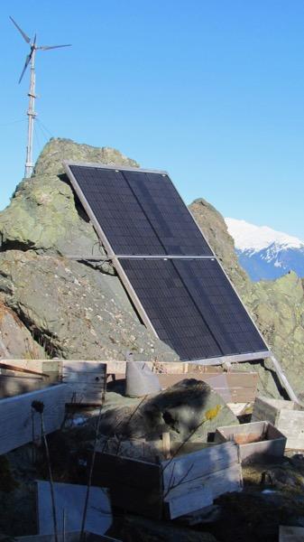 homestead solar array