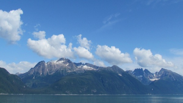 Coast Range, Southeast Alaska