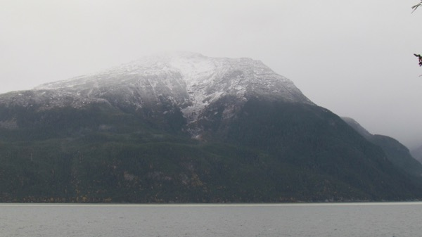 Snow on Mountain