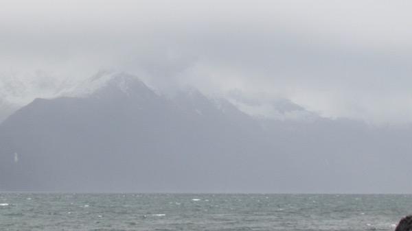 Coast Range Detail, Alaska