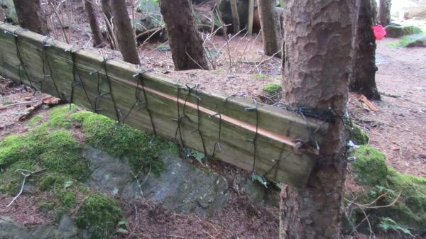 split handrail
