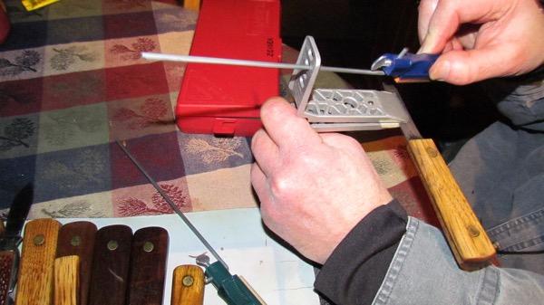 Lansky sharpener