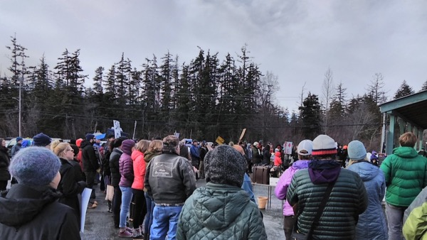 Haines Ferry Rally