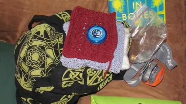 Aly's knitting corner